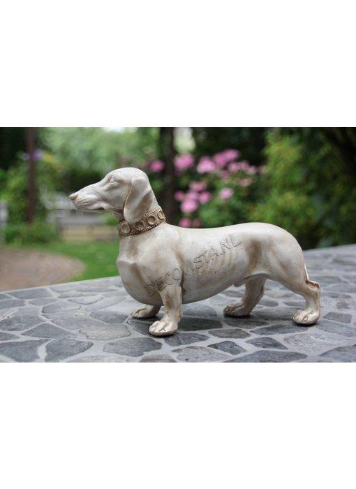 Baroque House of Classics Dog Dachshund figurine