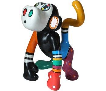 Jacky Art Art object monkey Burki