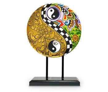 Toms Drag Yin-Yang Symbool  - NIEUW