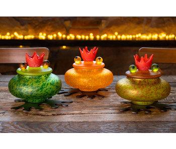 Borowski Boxy bowl - green