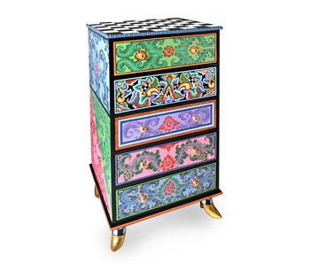 """Toms Drag Chest of drawers """"Drag Cabinet"""" XL"""