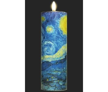 Mouseion Tealight holder Van Gogh, Starry Night