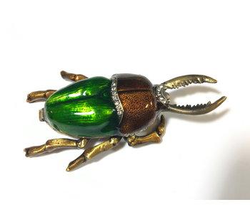 Escarabajo pastillero