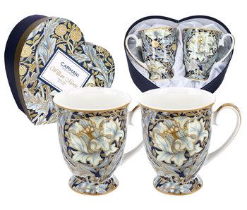 William Morris Mug set William Morris
