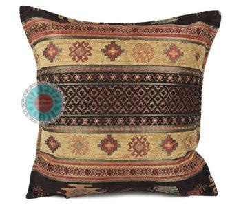 BoHo Cushion cover  Aztec OB - 45 x 45 cm