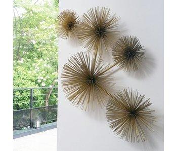 C. Jeré - Artisan House Wall Art sculpture Urchin