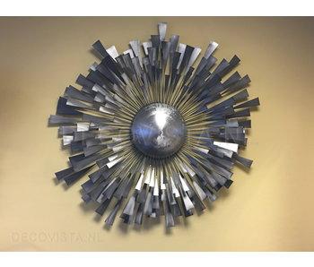 C. Jeré - Artisan House Metal wall sculpture Ignition