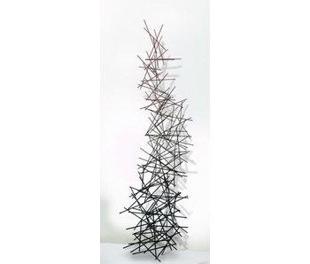 "C. Jeré - Artisan House Standing artwork ""Stick-Up"""