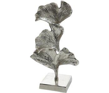 Ginko-Skulptur