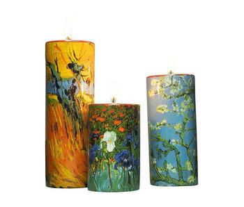 Mouseion Tealight set Van Gogh