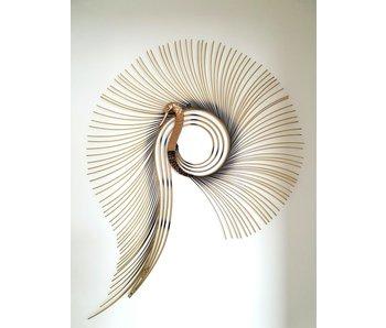 C. Jeré - Artisan House Wanddecoratie Swan