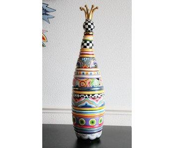 Toms Drag Botella decorativa