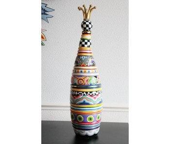 Toms Drag Decorative Bottle, vase