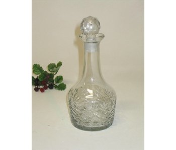 Baroque House of Classics Classic glass decanter