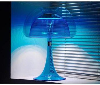 QisDesign Aurelia  tafellamp - Aqua blauw