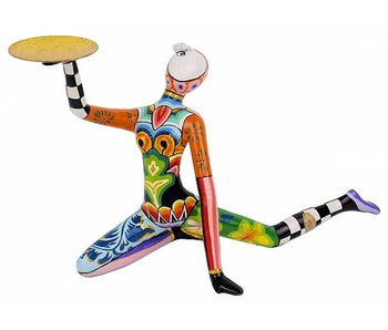 Toms Drag Acrobat with dish