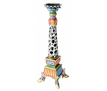 Toms Drag Candlestick, barock style - L