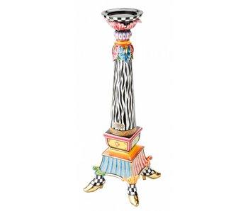 Toms Drag Candelero barroca de estilo, el 4 de zapatos - M