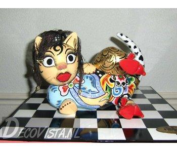 Toms Drag Kat Amy - L -