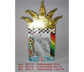 Toms Drag Fotolijstje - M - 9 x 13 cm