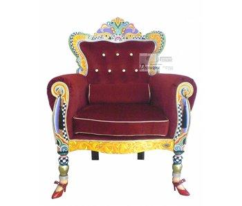 Toms Drag Throne or Armchair Versailles