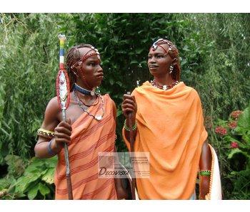 Mouseion Masai sculpture Hodari Rafiki