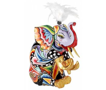 Toms Drag Elephant  figurine Jumbo - L