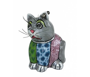 Toms Drag Gatos Estatuilla Luna - S