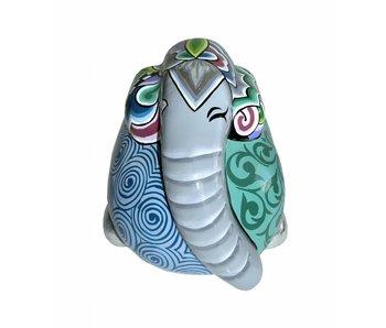 Toms Drag Elefante Ganesha - M