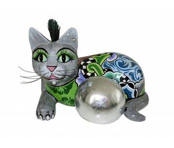 Toms Drag Kat Silverball - M
