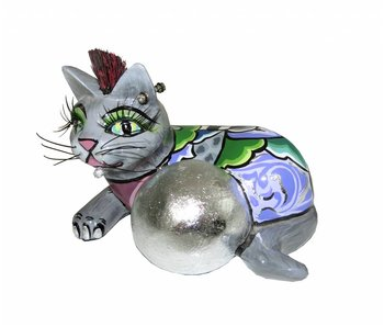 Toms Drag Gato Silverball - S