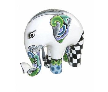 Toms Drag Elefante blanco Tusker - L