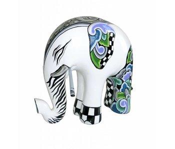 Toms Drag White elephant Tusker - M