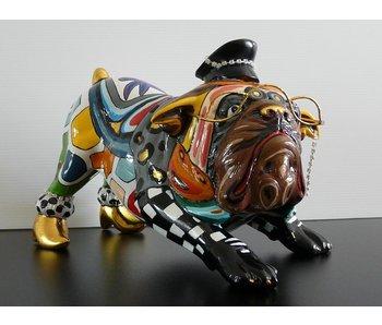 Toms Drag Dog Ewald, bulldog