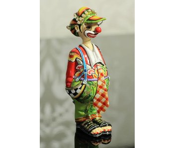 Toms Drag Clown Ugo, clowntje