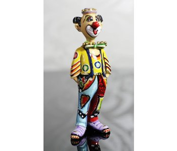 Toms Drag Clown Moretti - clowntje