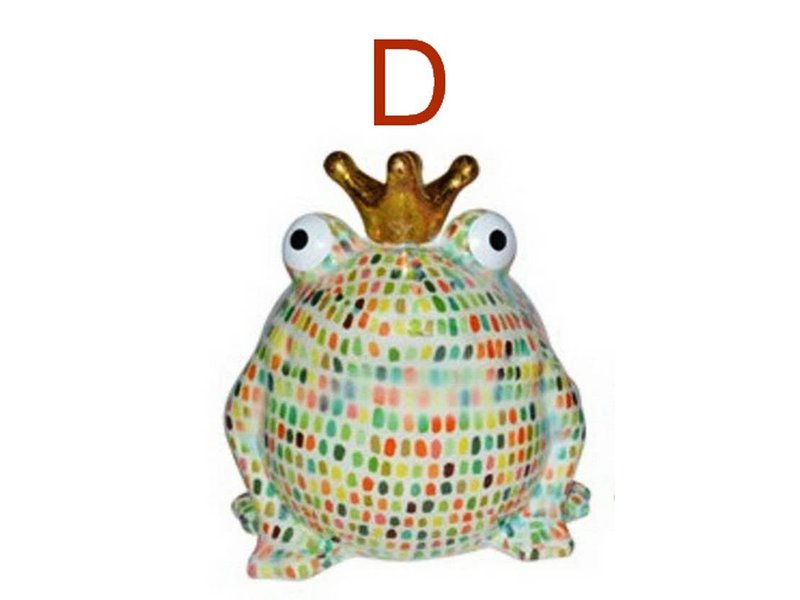 Pomme-Pidou Spaarpot King Frog XL Big Freddy