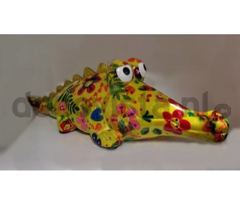 Pomme-Pidou Money-bank crocodile Arthur