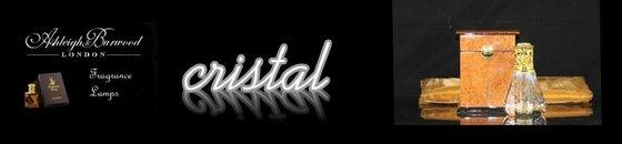 Kristall Duftlampen