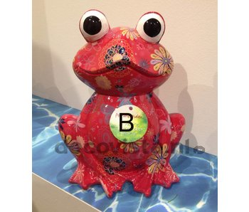 Pomme-Pidou Kikker Frog BIG Charlie, tuinbeeld
