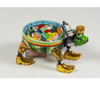 Toms Drag Schale Frosch XS