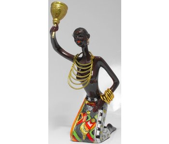 Toms Drag Black Lady XS - miniatuur
