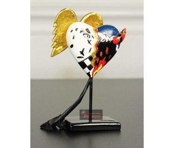 Toms Drag Hart Heaven & Hell  miniatuur