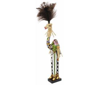 Toms Drag Camel Laila  Statue - M