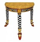 Toms Drag Half-round side table-Versailles
