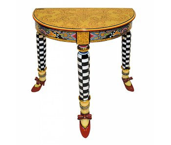 Toms Drag Half-round side table-Versailles