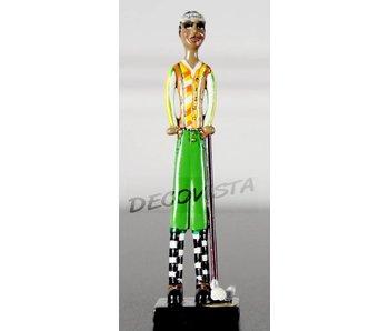 Toms Drag Golfer Jack miniatuur XS