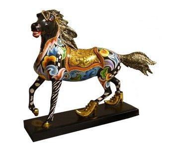 Toms Drag Paard Black Beauty - M