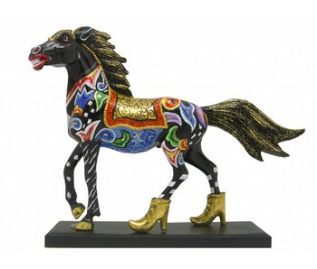 Toms Drag Horse figurine Black Beauty