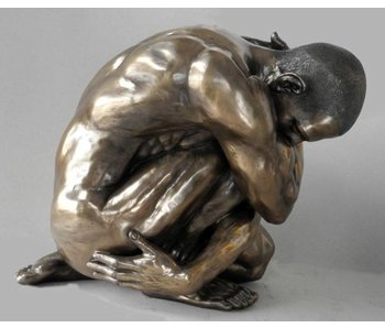 BodyTalk Sculpture of an athlete - Wrap - XL